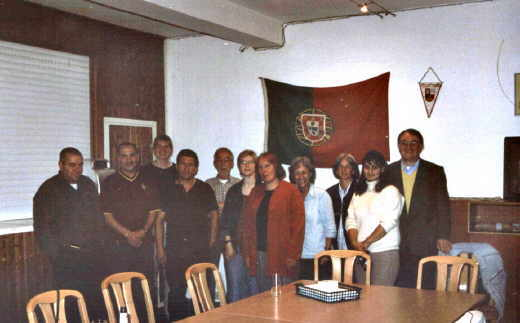Gespräch mit dem Vorstand des Portugiesischen Zentrums